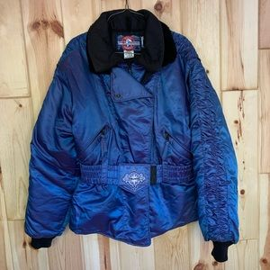 Polaris Women's Vintage Winter Coat Jacket M